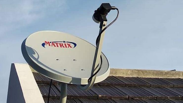 Cara Tambah Frekuensi Parabola Matrix HD