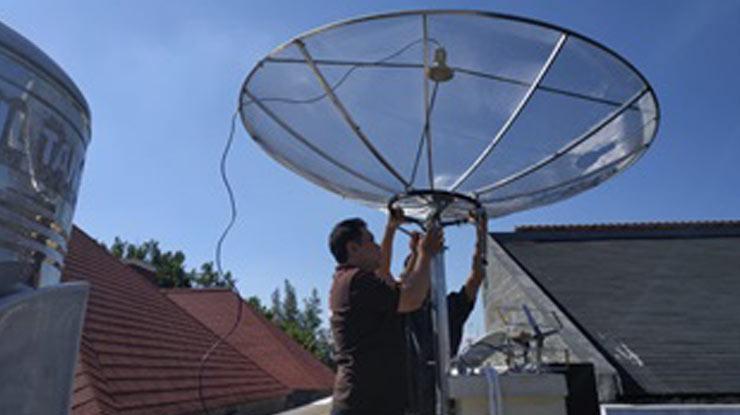 Hal Hal Yang Menyebabkan Parabola Tidak Ada Sinyal