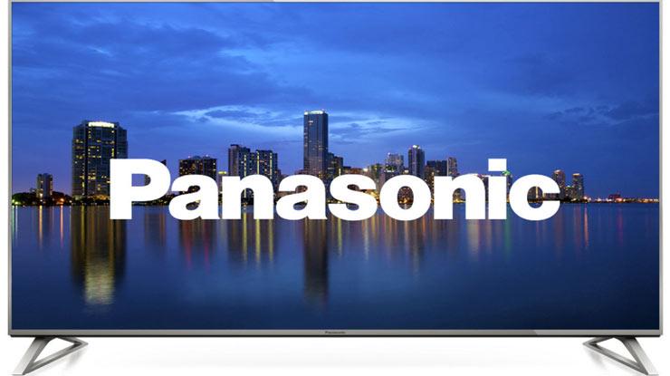 Kerusakan TV Panasonic.