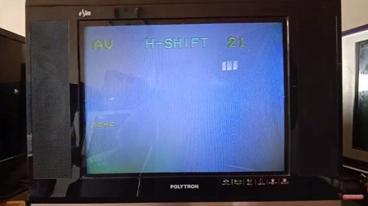 Kode Menu Servis TV Polytron Factory Mode