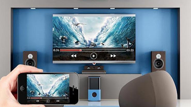 Menghubungkan HP ke TV Dengan Cara Lain