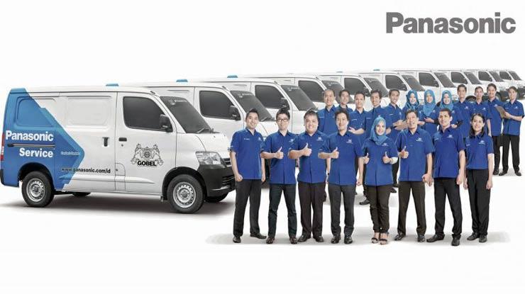 Service Center TV Panasonic