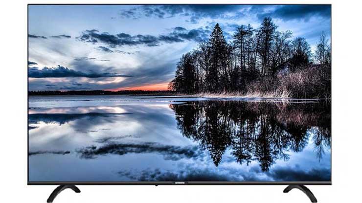 COOCAA 43 Inch TV LED 43TB2000