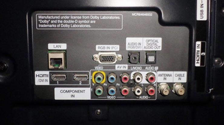 Cara Menyambungkan Speaker Pada TV LG Model Baru