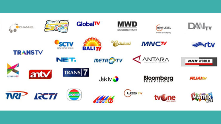 Daftar Channel Satelit Palapa D Jalur C Band 1