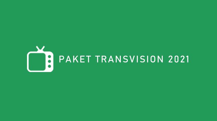Paket Transvision 2021