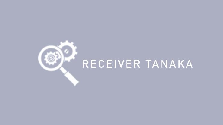 Receiver Tanaka