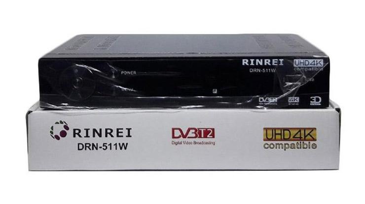 Rinrei DVB T2