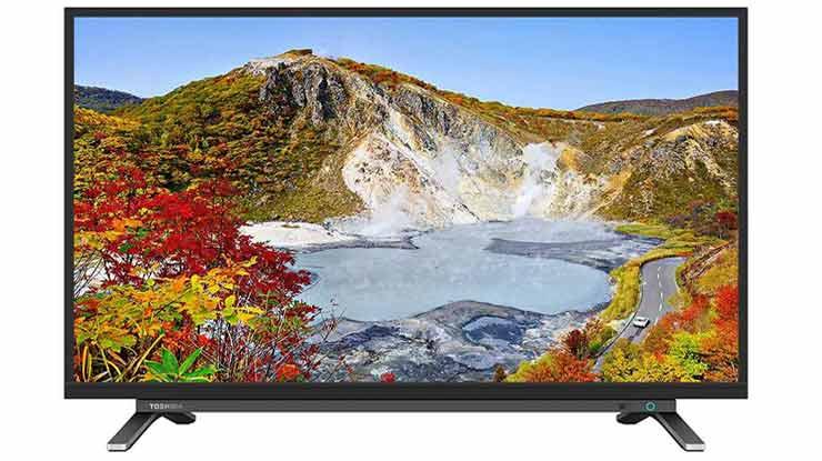 Toshiba 32 Inch TV LED 32L3965