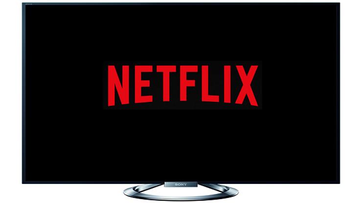 Cara Logout Netflix di Smart TV.