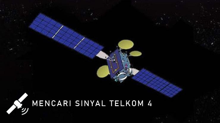 Cara Mencari Sinyal Telkom 4