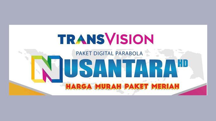 Cara Refresh Transvision Nusantara HD.