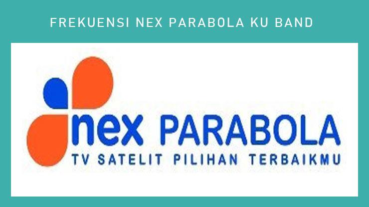 Frekuensi Nex Parabola Ku Band.