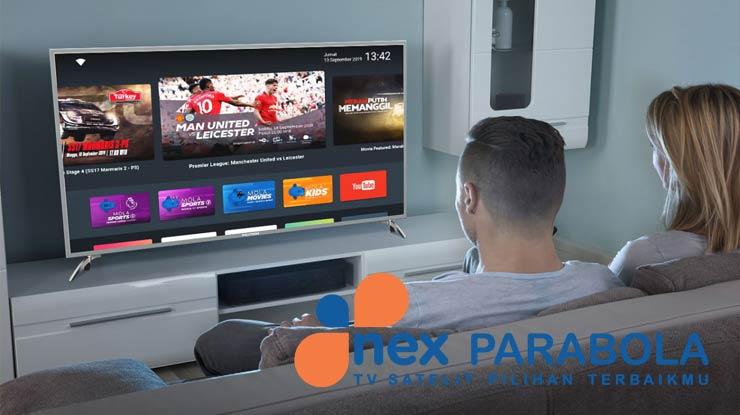 Kelebihan Nex Parabola