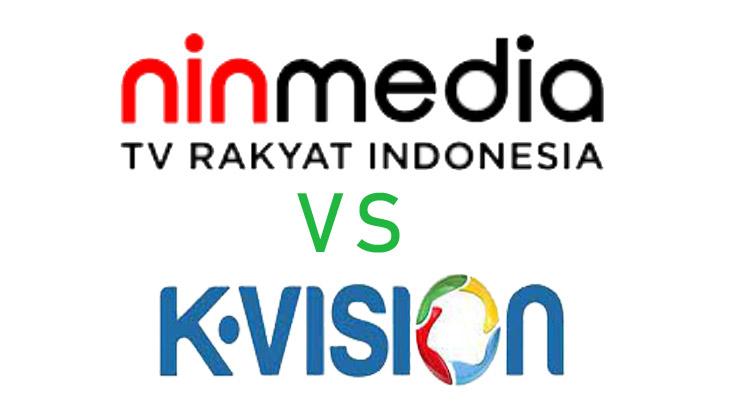 Ninmedia Vs K Vision. 1