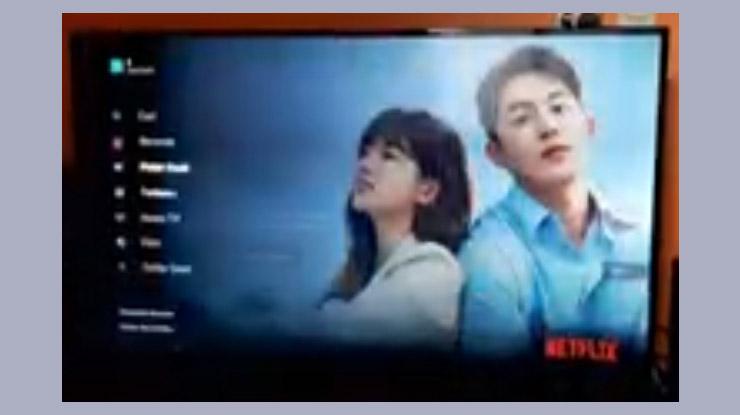 Pertama masuk layar utama Netflix