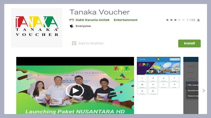 download aplikasi Tanaka Voucher di Play Store