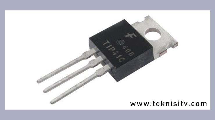 Kode Transistor