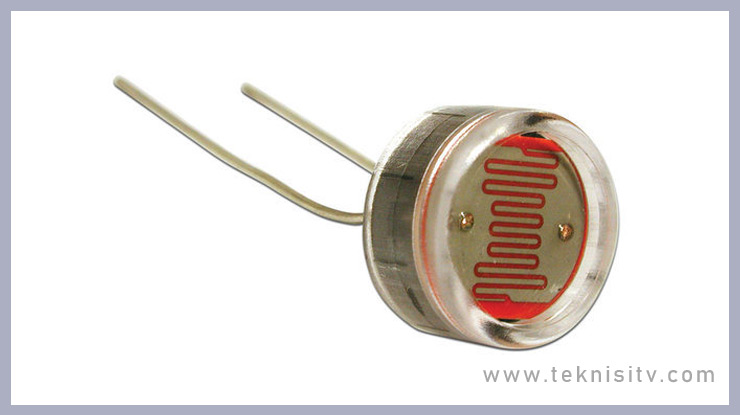 LDR Light Dependant Resistor