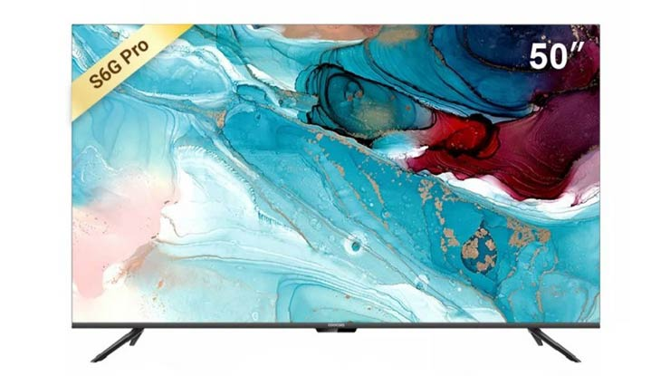 LED TV Android Smart TV COOCAA 50S6G Pro