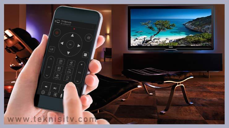 Langkah Langkah Menjadikan Ponsel Sebagai Remote TV Tanpa Infrared
