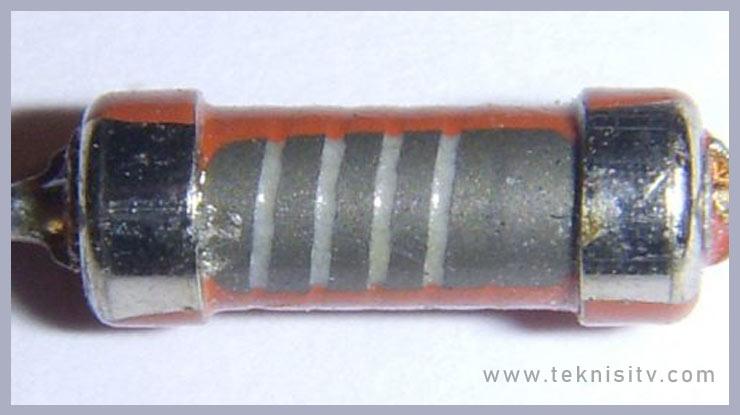 Resistor Batang Karbon