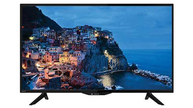 Sharp Smart LED TV 40 Inch 4T C40AH1X