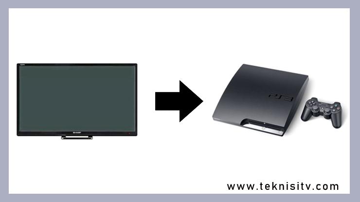 Tips Memilih TV Yang Bagus Untuk Rental PS3