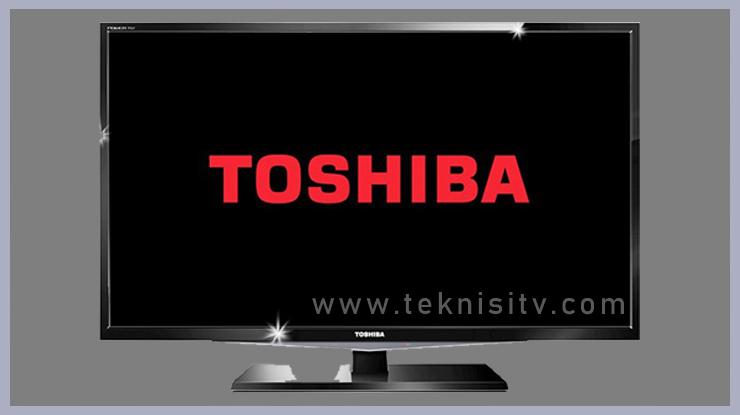 Firmware TV Toshiba