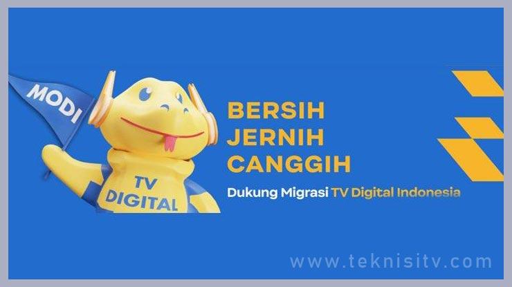 Kelebihan Siaran TV Digital