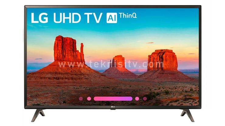 LG LED TV 43UK6300