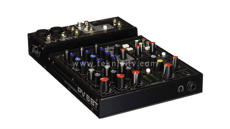Mixer Peavey PV 6 BT
