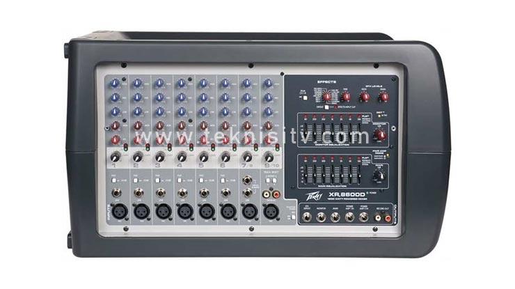 Peavey XR 8600D 1