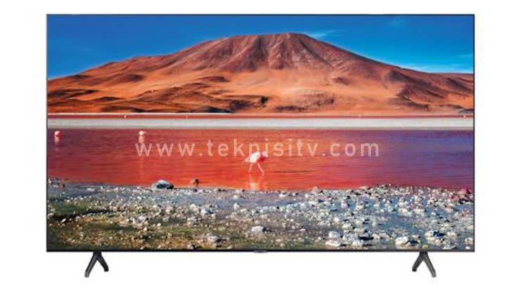 Samsung UHD 4K Smart TV 43 UA43TU7000