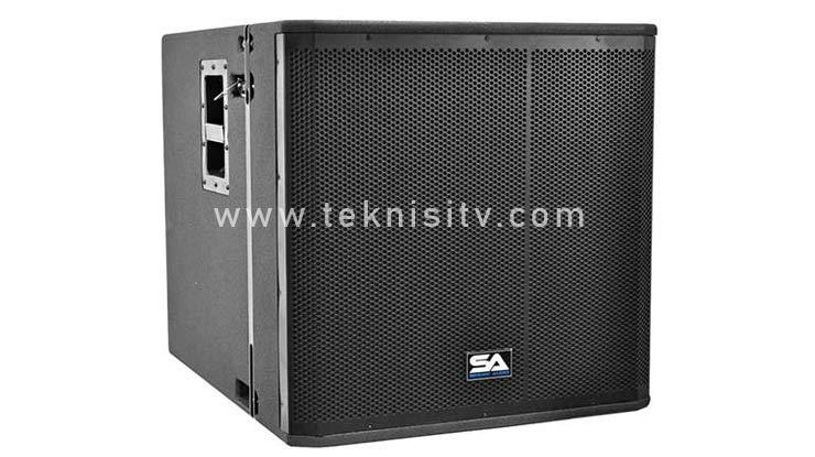 Seismic Audio Backbone 10