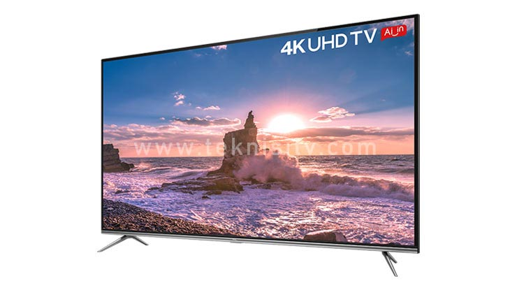 TCL 43A8 4K UHD Android Smart TV